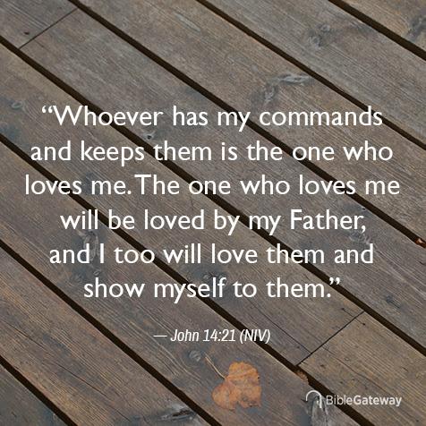 John 14:21