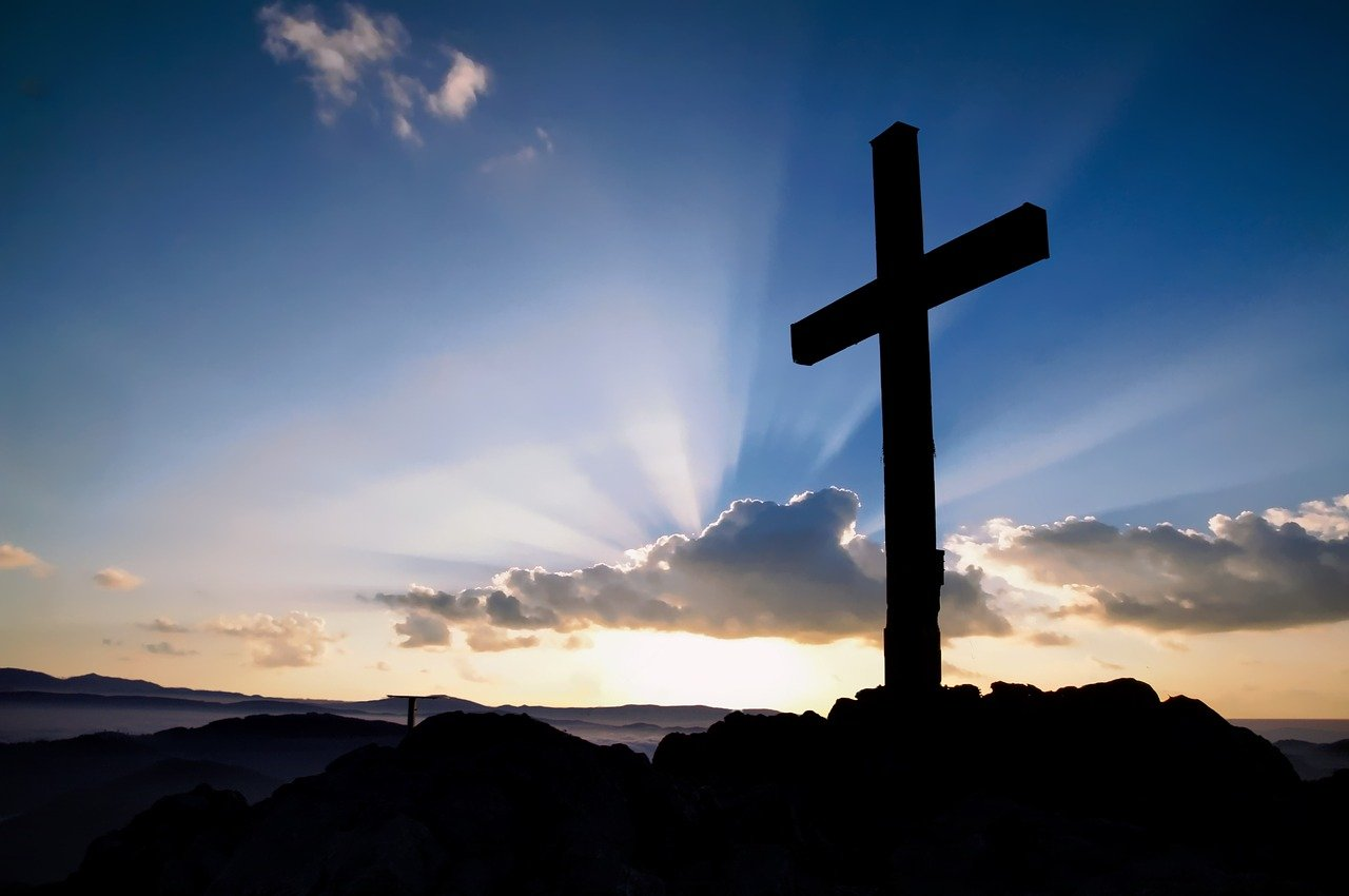 We need the freedom that only Christ can give... it's made available through the cross.
