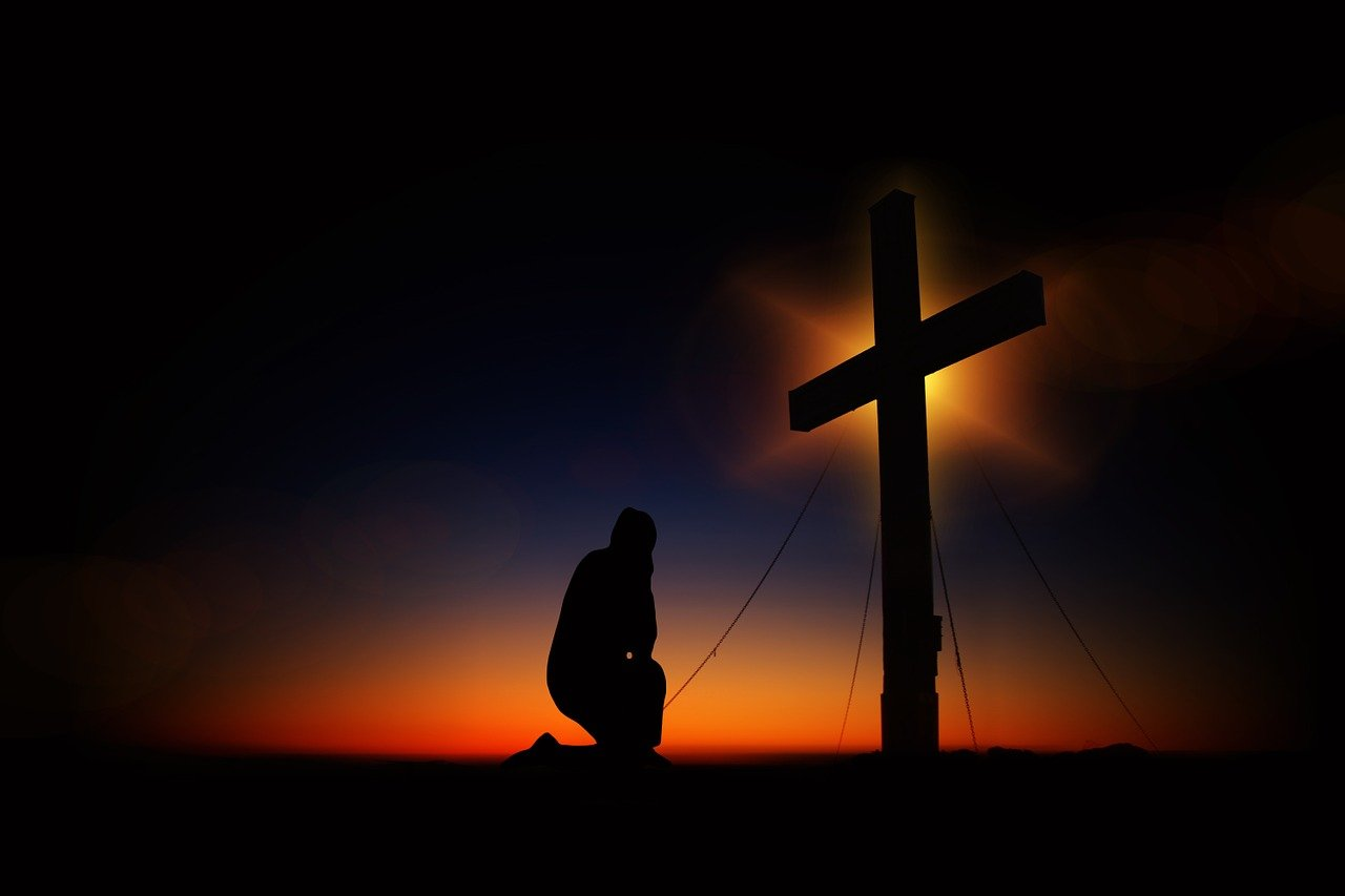 The cross... the power and wisdom of God!