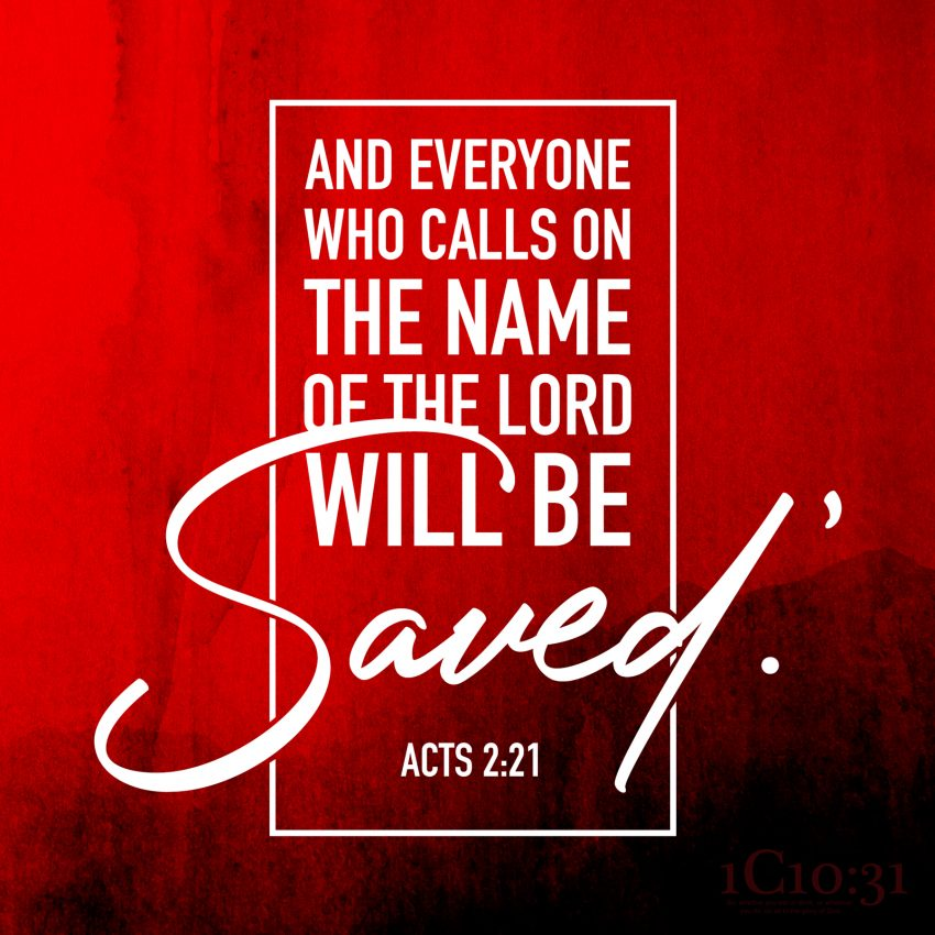Acts 2:21